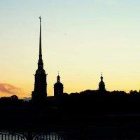 Петропавловская крепость :: Роман Маркин