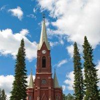 Кафедральный собор Миккели :: dotsent UVU