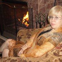 Я замерзаю без тебя.... :: Elena Izotova