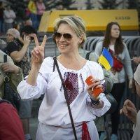 Марш мира, Москва, 21.09.14 :: Николай Алексеев