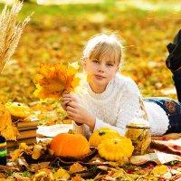 золотая осень :: Елена Семёнова
