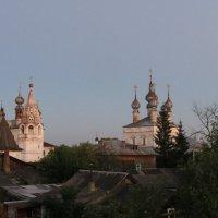 один из старейших городов Владимирской области, Золотого кольца - Юрьев-Польский :: Надежда НадежДа