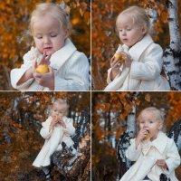 Небольшая яблочная история :: Nataliya Belova