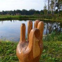 Скульптура из дерева. :: zoja