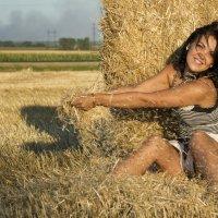 Ветер в волосах :: Dina Ross