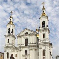 Свято-Успенский Кафедральный Собор на Успенской горе. :: Роланд Дубровский