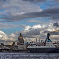Облака :: Вадим Мирзиянов