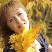 Осень :: Евгений Казыханов