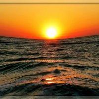 немного солнца в холодной воде :: Александр Корчемный