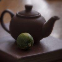 С лаймом...чай. :: Лилия *