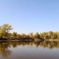 Озеро :: Сергей Босов