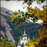 церковь :: Sergey Bagach