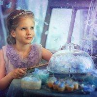Голубые мечты :: Наташа Родионова