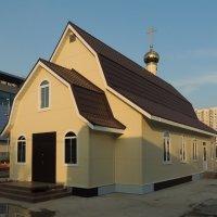 Церковь Николая, царя-мученика. :: Александр Качалин