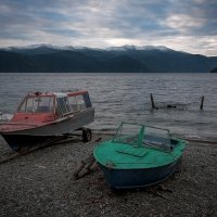 лодки :: сергей агаев