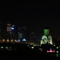 Москва сити :: Александр Калугин