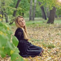 осень :: Евгений Мадзинов