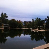 озеро :: Ая Хэйс