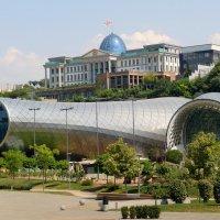 Тбилиси. Президентский дворец. :: Игорь