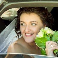 Невеста с букетом. :: Светлана Шаповалова