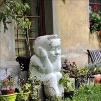 Спрятавшийся ангел :: Виктор (victor-afinsky)