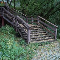 Лестница в осень :: Яков Реймер