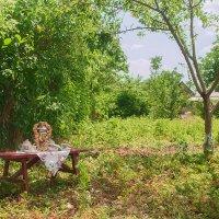 Лето в деревне. :: Светлана Вержанская