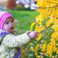 Осенняя прогулка :: Мария