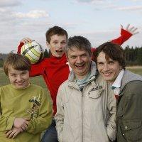 было у отца три сына... :: Андрей Рыбацкий