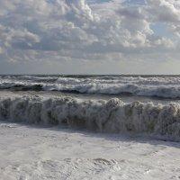 Там где небо встречается с морем :: Виолетта