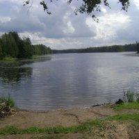 Озеро :: ДС 13 Митя