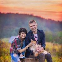 Семейная идилия :: Юлия Графова