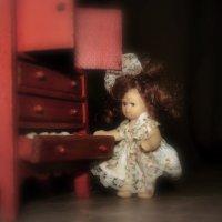 сон куклы :: Vorona.L
