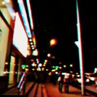 Фонари в ночном городе :: Кристина Полянских