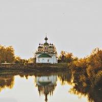 Осень :: Arina Kekshoeva