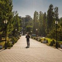 """С видом на """" каменку """" :: Константин Бобинский"""