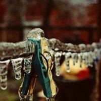 Ледяной дождь. :: Анастасия Волковая