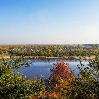 у реки :: gribushko грибушко Николай