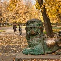 Осенний страж :: Юрий Муханов