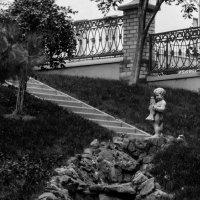 во дворике :: Оля Вишнякова