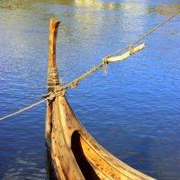 Корабль викингов :: Алеся Старовойт