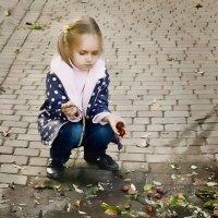 Девочка + Осень =....... :: Наталья Костенко