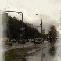 Осень в городе :: анна нестерова