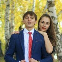 Марина и Женя :: Мишка Михайлов