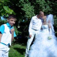 Сын на свадьбе :: Иван Коваленко