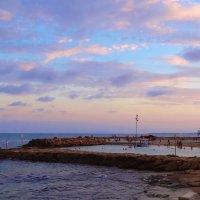 Вечерний пляж :: Виталий Устинов