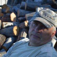 Портрет папы :: Елена Зверева