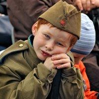 я хочу быть защитником.... :: Владимир Матва
