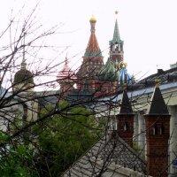 Крыши до Кремля :: Peripatetik
