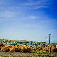 Яркость одного месяца :: Дмитрий Тарарин